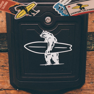 Stickers - Brutus Die-Cut Logo Sticker