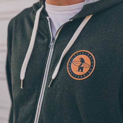 Sycamore Zip Up