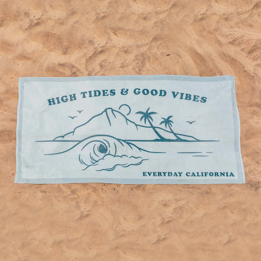 Towel - High Tides Towel