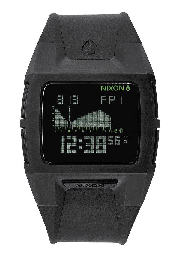 Watches - Nixon Lodown II Black