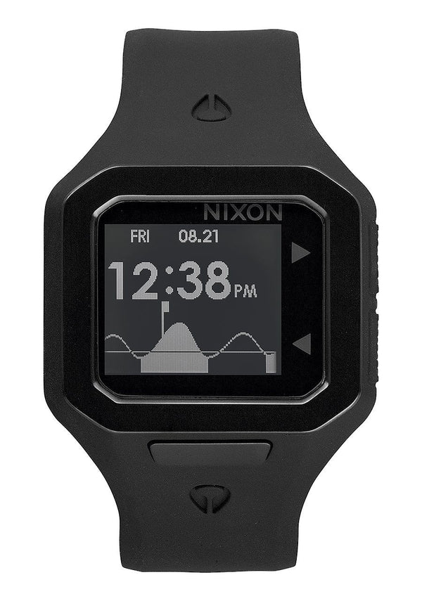 Watches - Nixon Supertide All Black