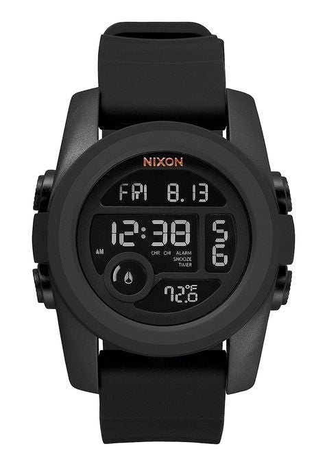 Watches - Nixon Unit 40 All Black