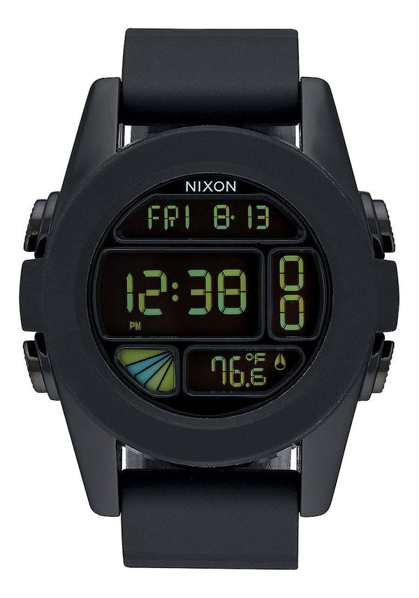 Watches - Nixon Unit All Black Watch
