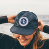 Floating Waterproof Snapback Navy