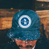 Everyday California Floating Waterproof Snapback in Navy