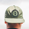 Everyday California Floating Waterproof Snapback in Sage