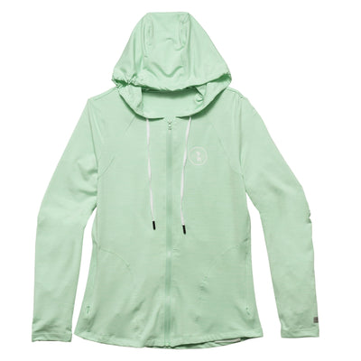 Women's Outerwear - Cabana Heather Mint
