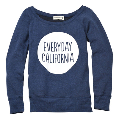 Women's Sweatshirts - Hickie Blue Tide