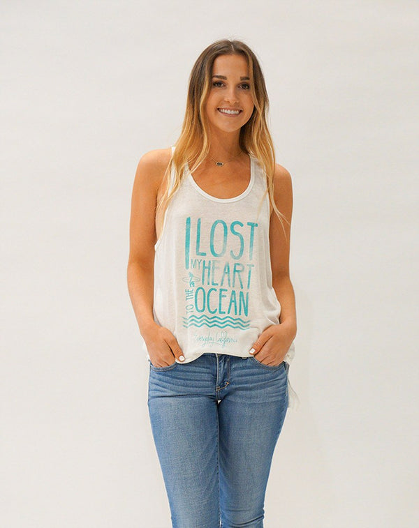 Women's Tank - The Lost Heart