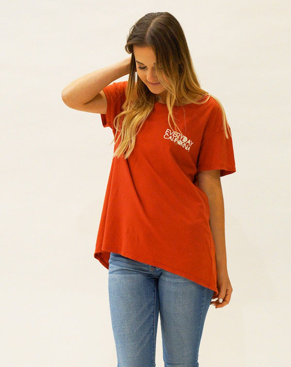 Women's Tees - Half Moon