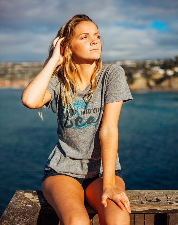 Women's Tees - Vitamin Sea