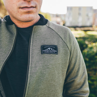 Woodson Bomber Military Green
