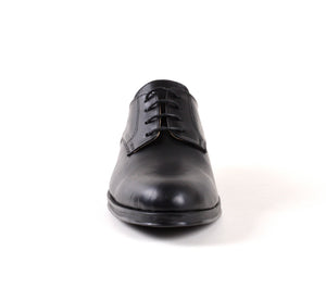 Derbies - Noir 100 % Cuir