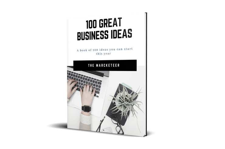 [Free] 100 Great Business Ideas to Start