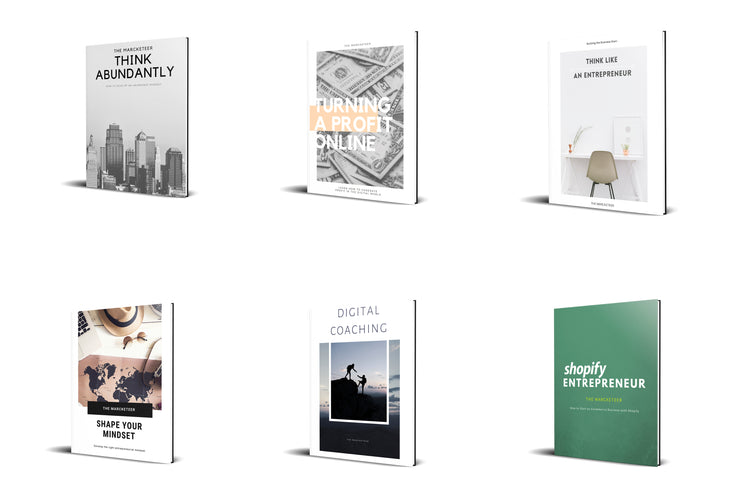 Everything Bundle: All of our Workbooks
