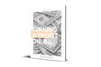 Turning a Profit Online: Learn how to Generate Profit in the Digital World