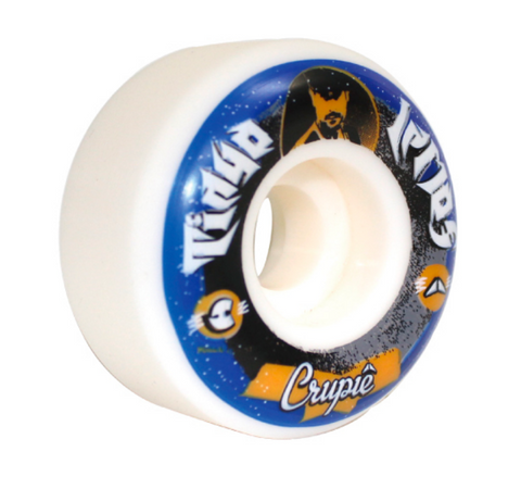 Crupie Tiago Lemos x Killah Priest Wide SHpae Wheels 53mm