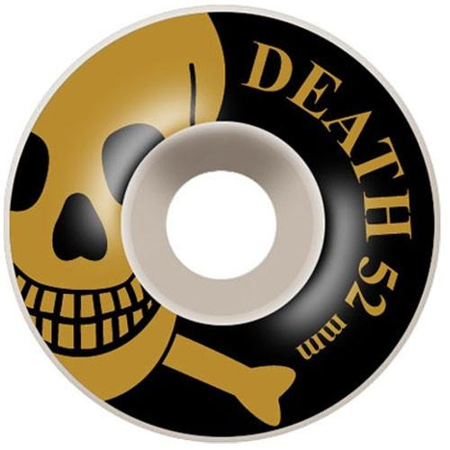 Death Skateboards Skull Wheels 52mm