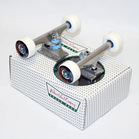 "Picture Snack Pack (Trucks/Wheels/Bearings) 5.5 (8.25""-8.5"")"