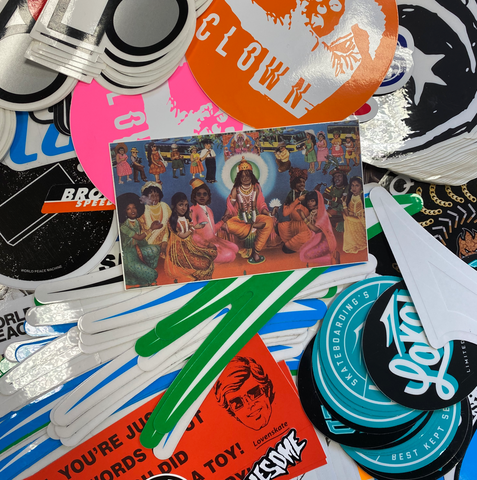Random Sticker Pack Bundle 3