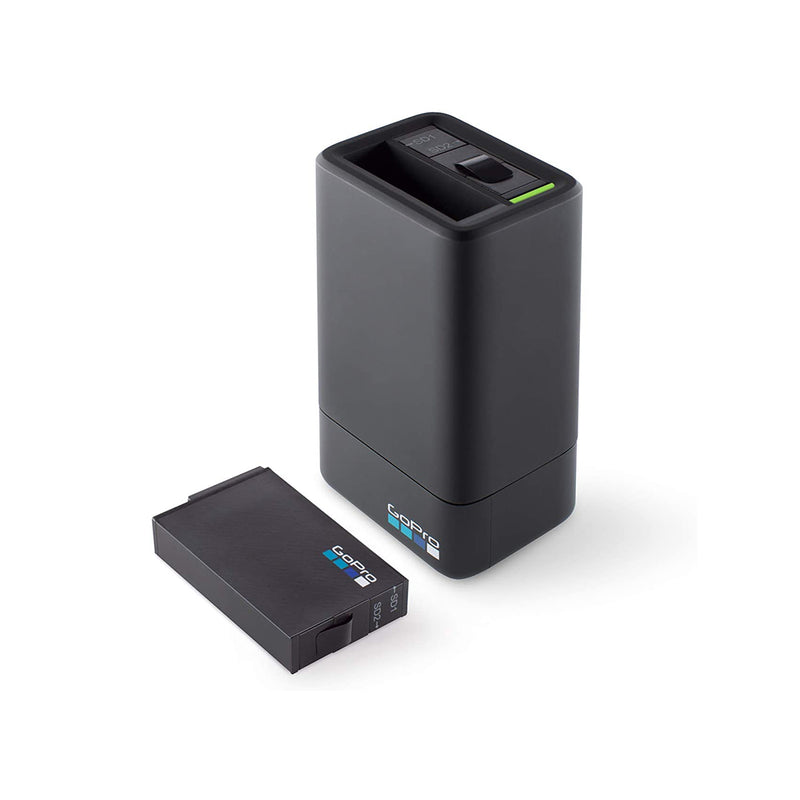 GoPro Fusion Dual Battery Charger + Battery 雙電充電器 - Microworks Online Store