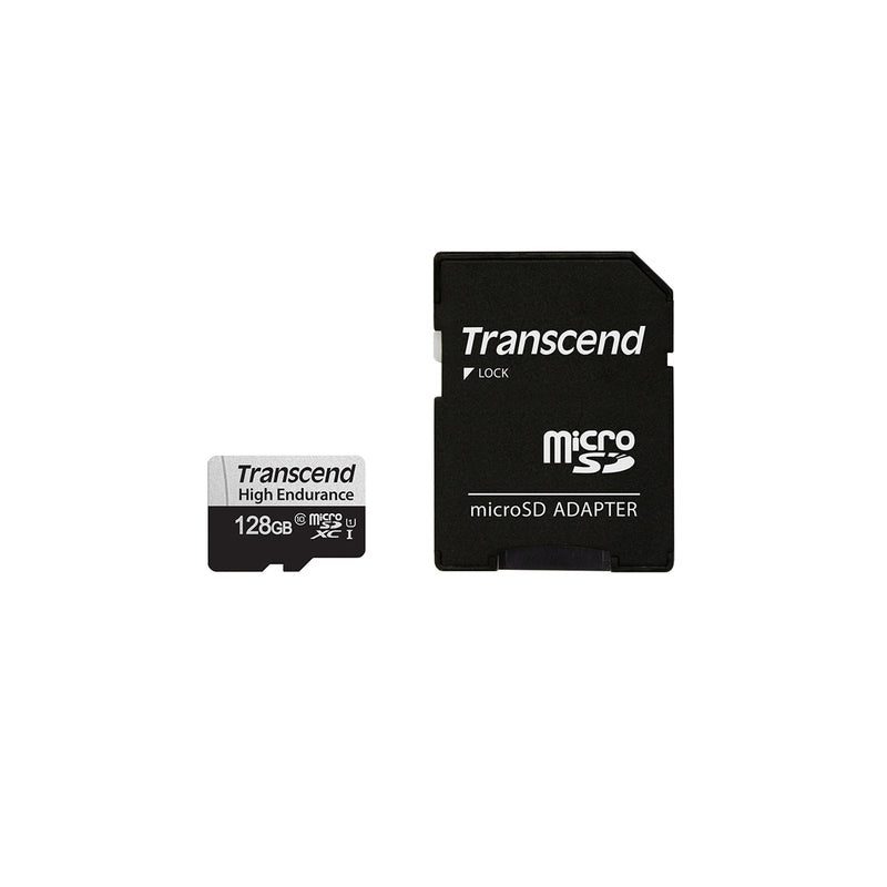 Transcend microSDXC 350V 車CAM專用記憶卡 - Microworks Online Store