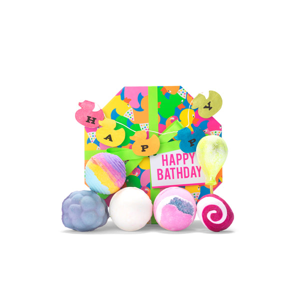 Happy Bathday Gift Set
