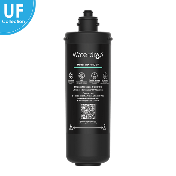 Replacement Ultrafiltration Undersink Water Filter | WD-RF15-UF