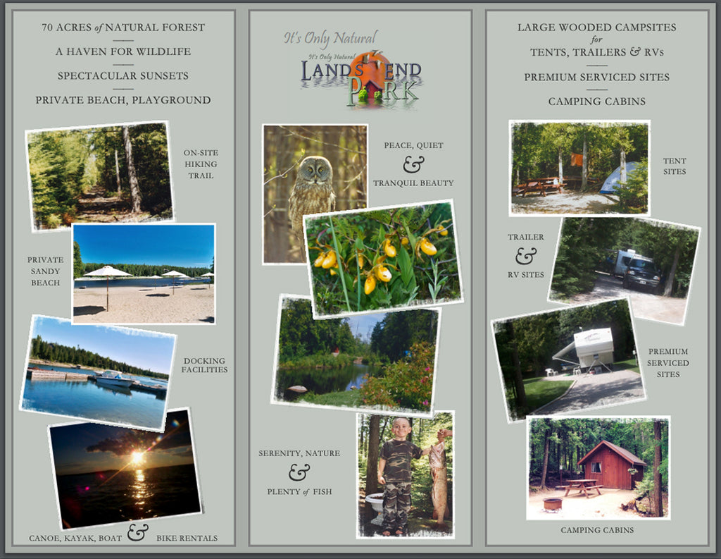 Lands End Park Brochure Page 2