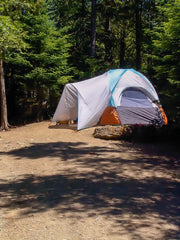 Unserviced Campsites