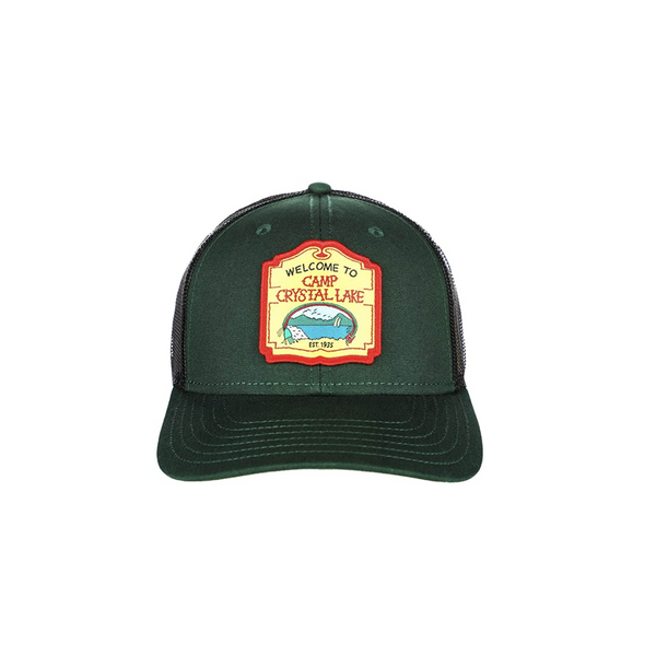 Crystal Lake Mesh Hat