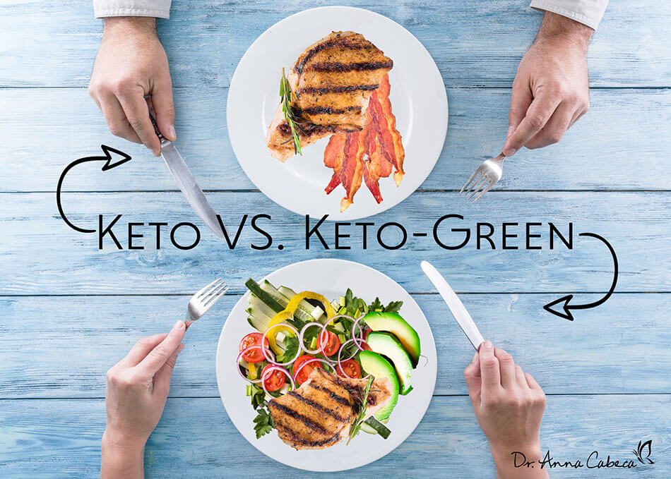 Keto And Keto-Green Dieting- What's The Difference?