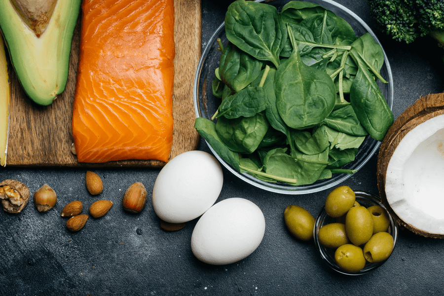 What You Can't (and Can) Eat on the Keto-Green Diet