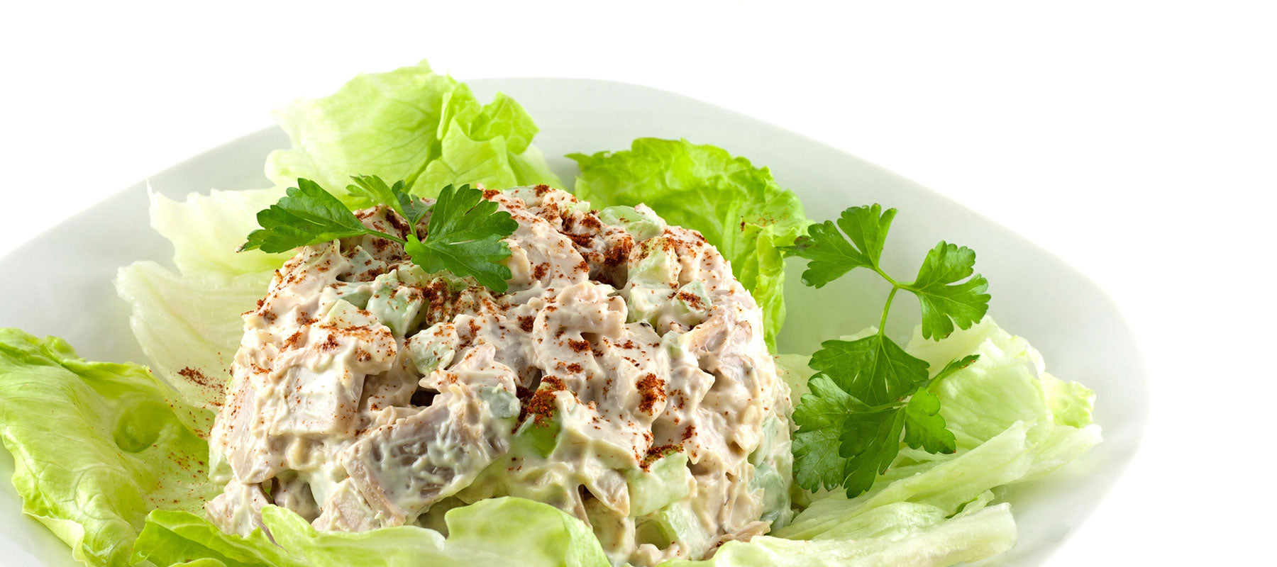 Sesame Seed Chicken Salad