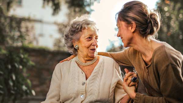 7 Steps to Thriving When You Are a Caregiver