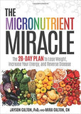 The Micronutrient Miracle Book