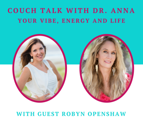 Dr Anna Couch talk with Robyn