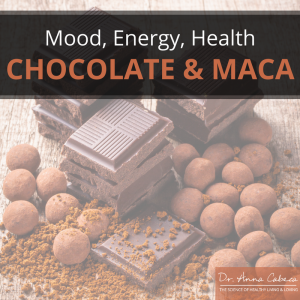 Chocolate and Maca