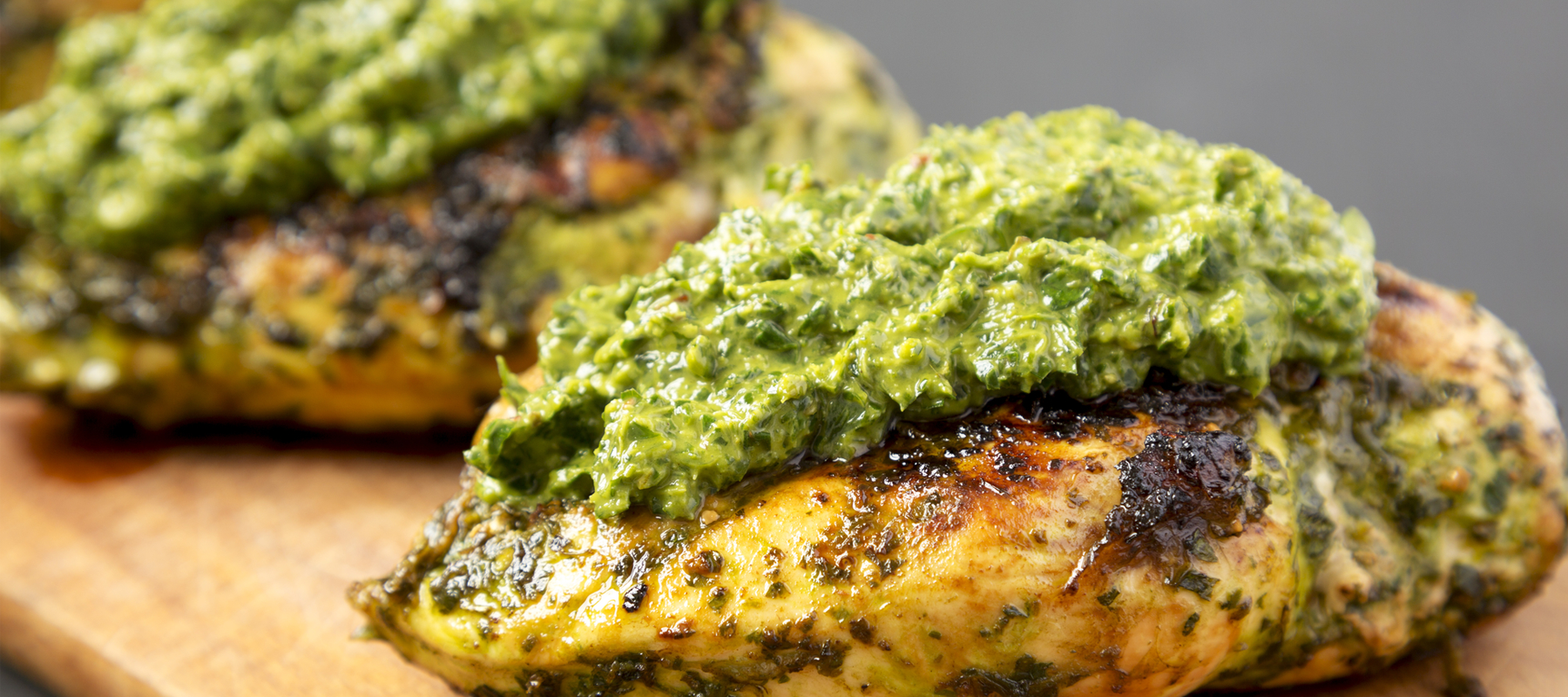 Pesto Mighty Maca Chicken Breast