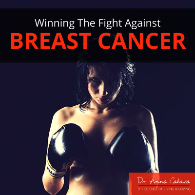 woman boxer breast cancer