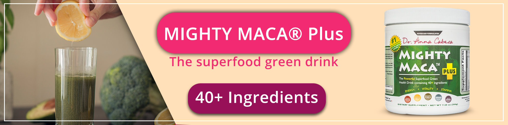 mighty maca
