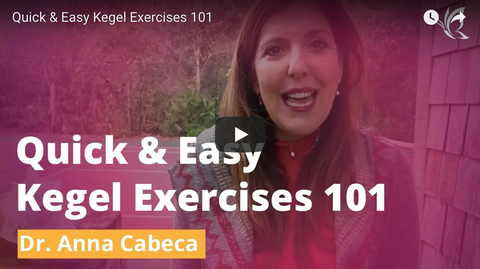 quick and easy kegel excercises