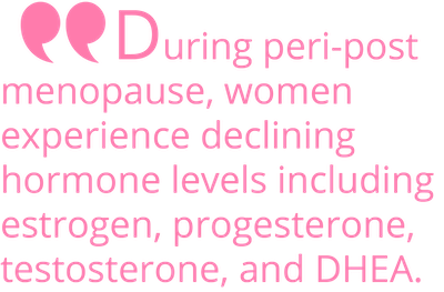 Vaginal dryness dhea and testosterone