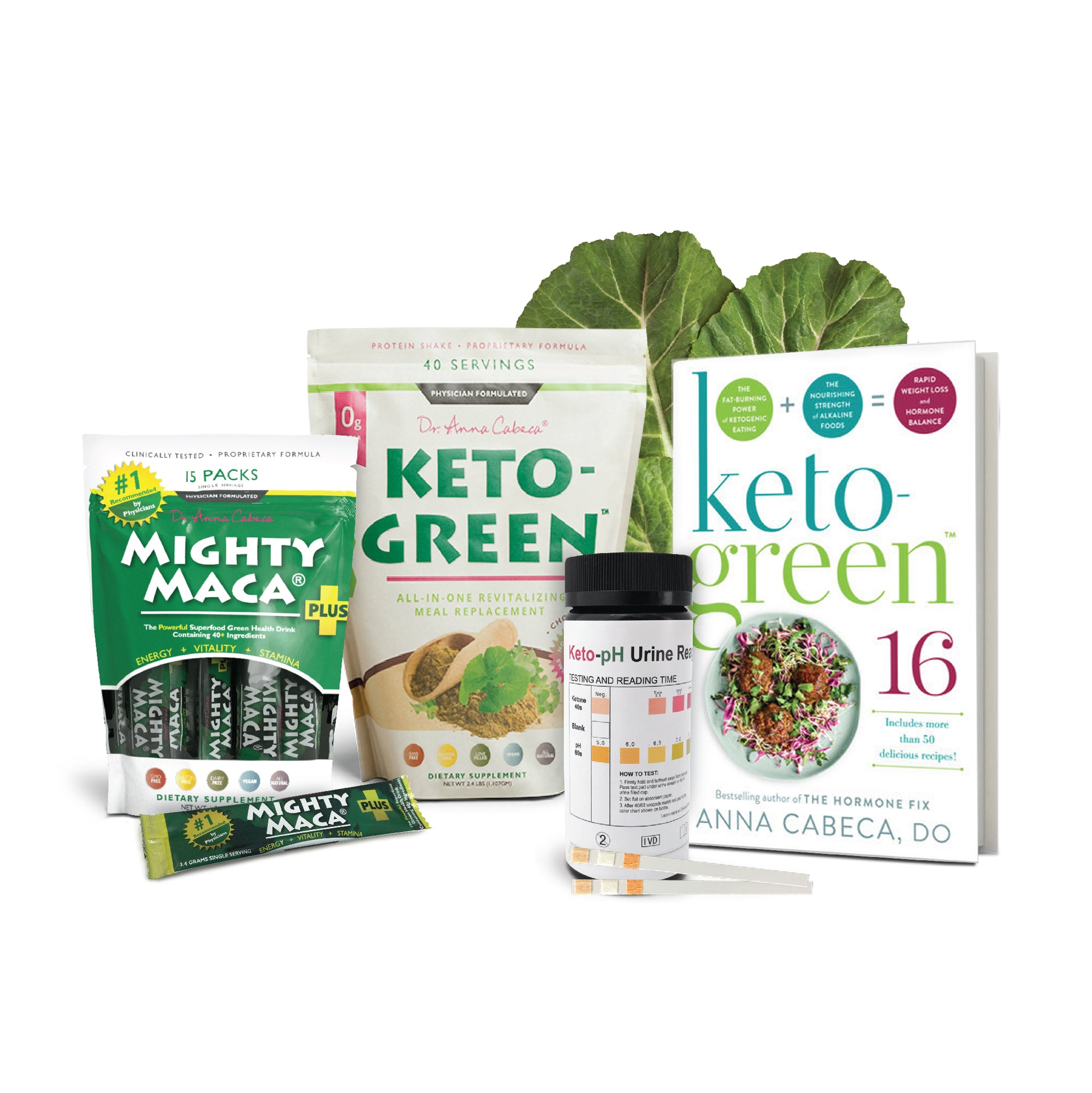 Keto-Green® Immunity Boosting Bundle