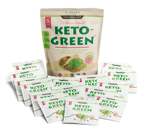 Keto-Green™ Shake 15 Servings