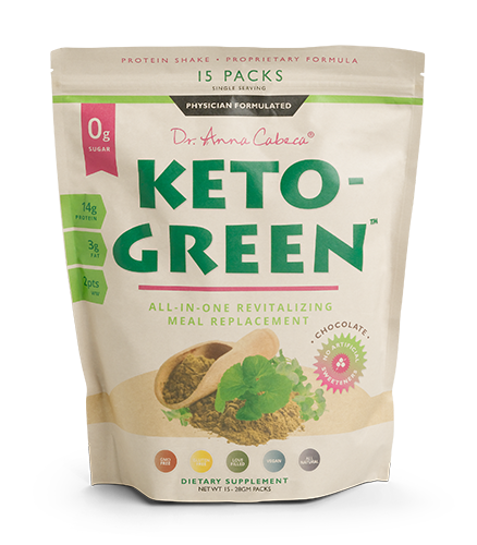 Keto-Green® Shake 15 Servings
