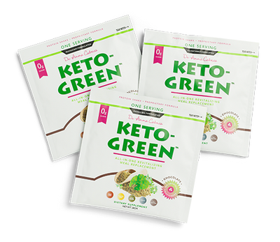 Keto-Green® Shake 3 Servings