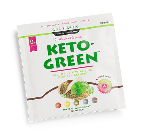 Keto-Green® Shake Single Serving