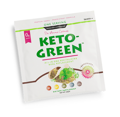 Keto-Green™ Shake Single Serving