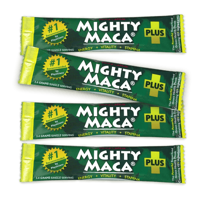 Mighty Maca® Plus Trial Pack